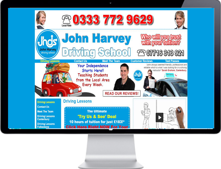 John Harvey Driving School